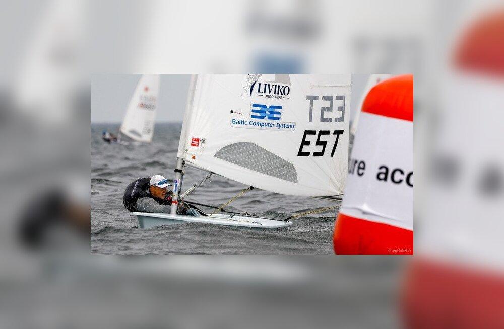 Rammo lõpetas Kieli regati maailma tippude seas 7. kohaga