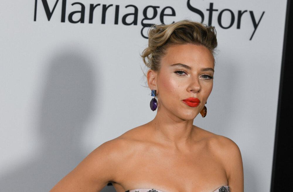 Scarlett Johansson meenutab enda ja Ryan Reynoldsi abielu: mul polnud aimugi, mis asi see abielu on