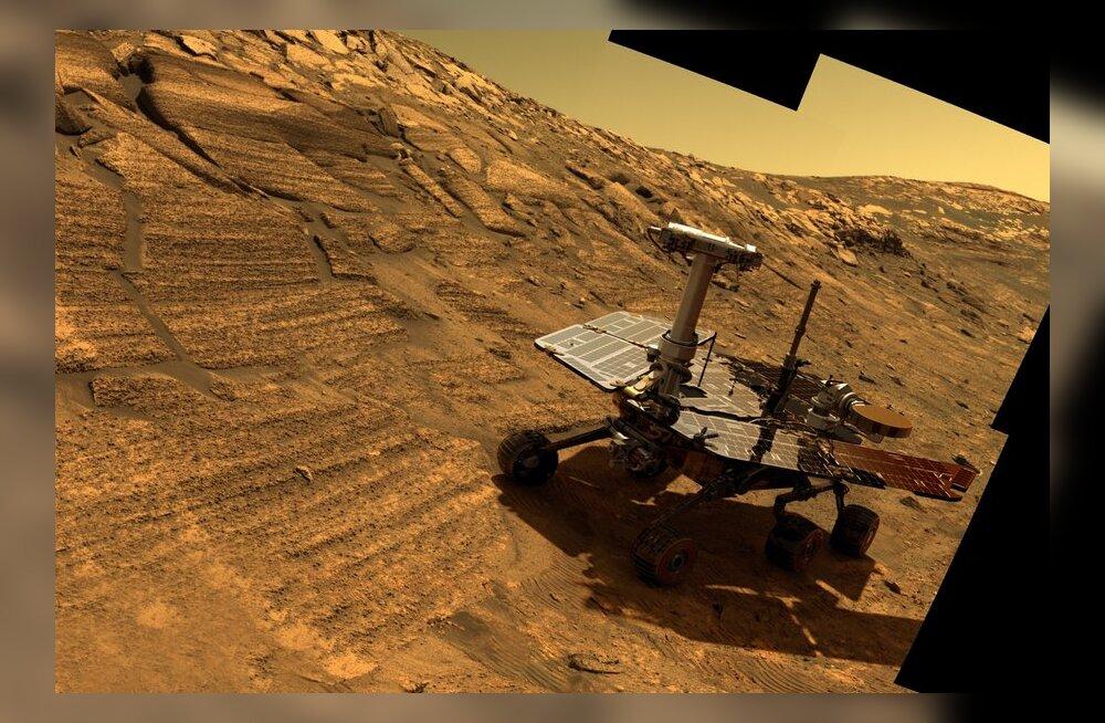 Marsikulgur Opportunity lülitas end ise välja