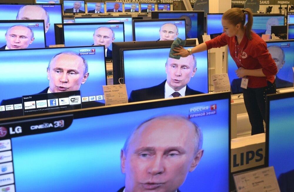 Vene televisioon