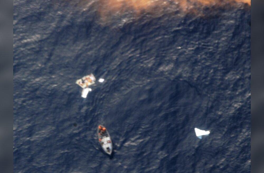 Prantslased leidsid ookeanipõhjast 2009. aastal alla kukkunud lennuki vraki