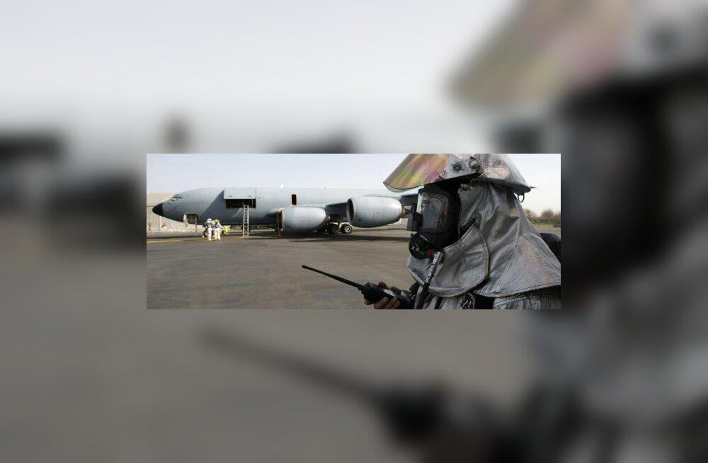 Американцы сворачивают авиабазу в Киргизии