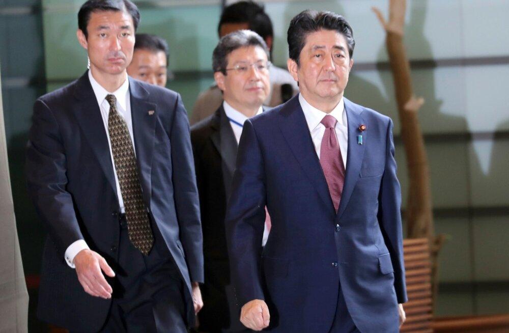 Eesti ja Jaapani vahel kadus topeltmaksustamine