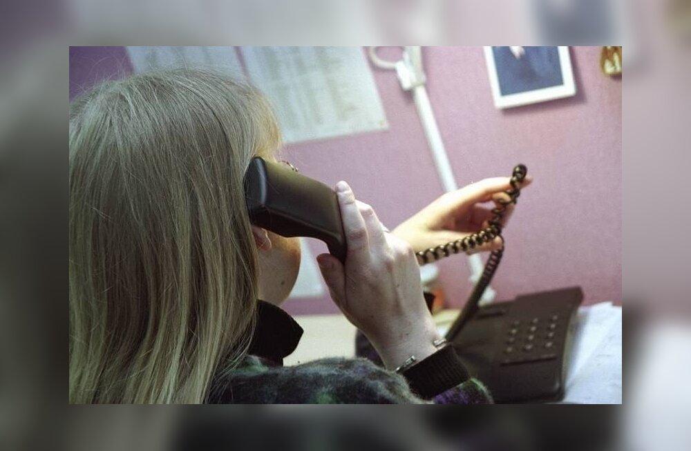 Kui helistaja on telefonioperaator, kelle klient inimene ei ole, siis on telemarketingi kõne lubatud üksnes juhul, kui isik on selleks varem nõusoleku andnud.