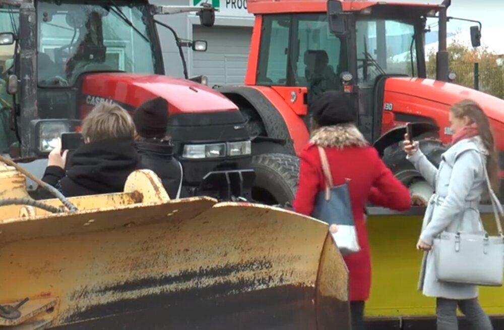 ВИДЕО | Учесть ошибки: в Ласнамяэ провели смотр готовности к зиме