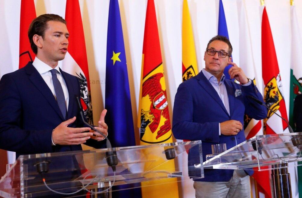 Austria kavatseb sulgeda mošeesid ja välja saata välismaalt raha saavaid imaame