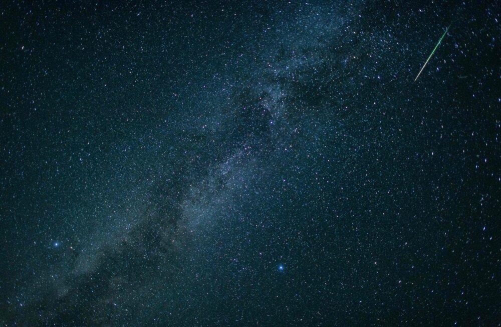 Linnutee täheteke sai mõne miljardi aasta eest uue hoo