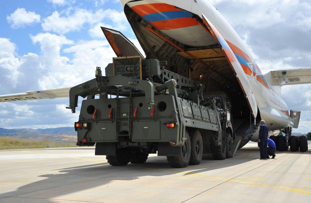 USA: Türgi ostis S-400, kuna Erdogan ei usalda omaenda õhujõude