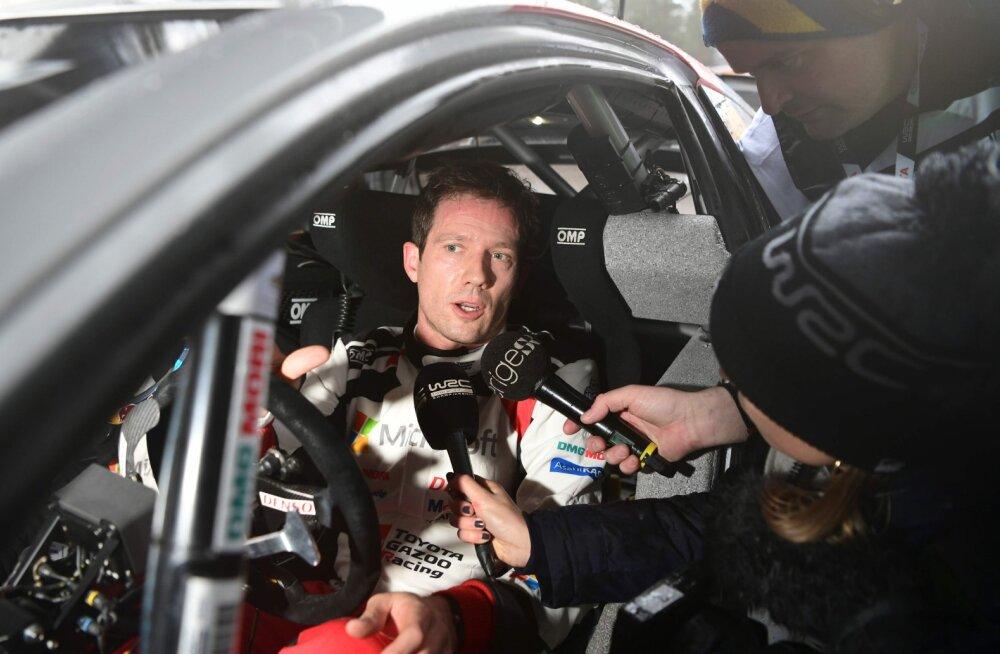 Tulivihane Sebastien Ogier kirus FIA-t: autoralli on amatöörsport ja see jääb amatöörspordiks