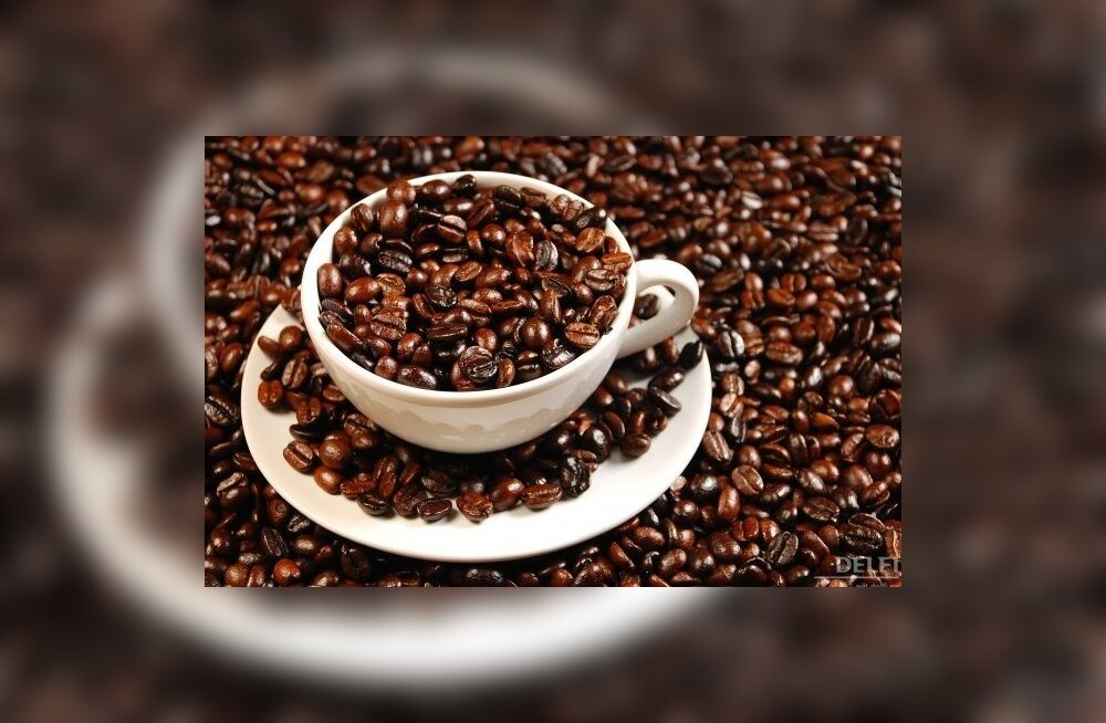 Kohv turgutab töötavaid naisi, meeste meeli aga peedistab