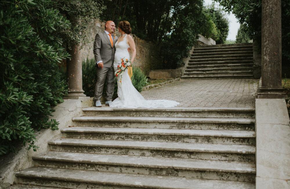 Palju õnne! Baltika juht Mae Hansen abiellus Horvaatias!