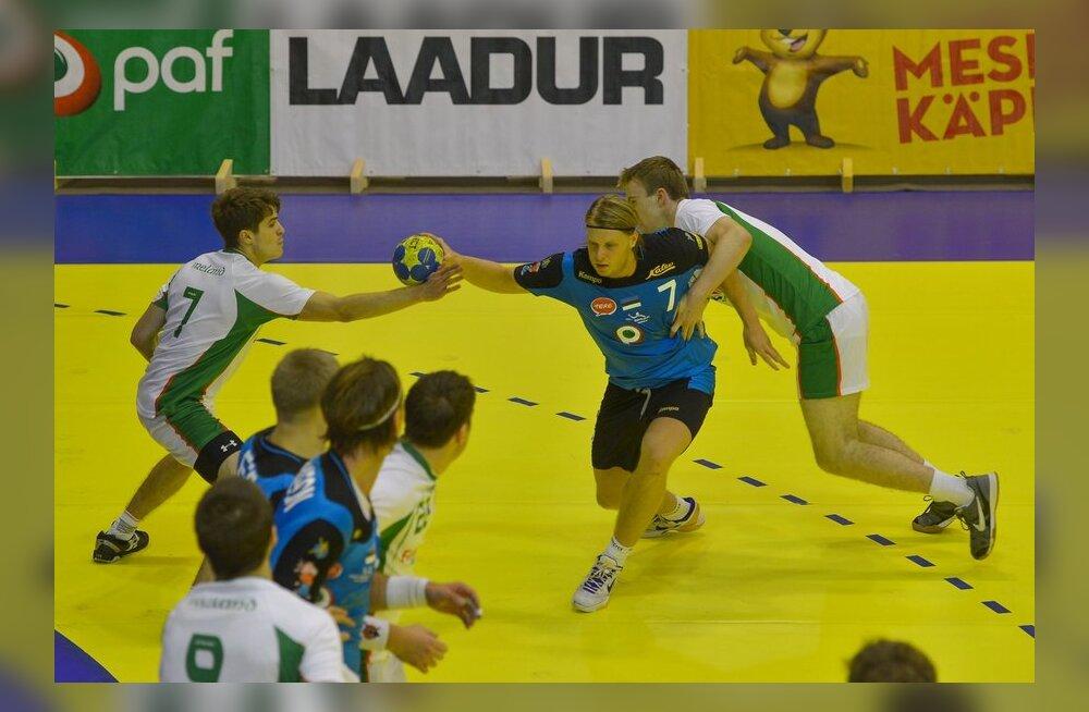 Eesti - Iirimaa käsipall