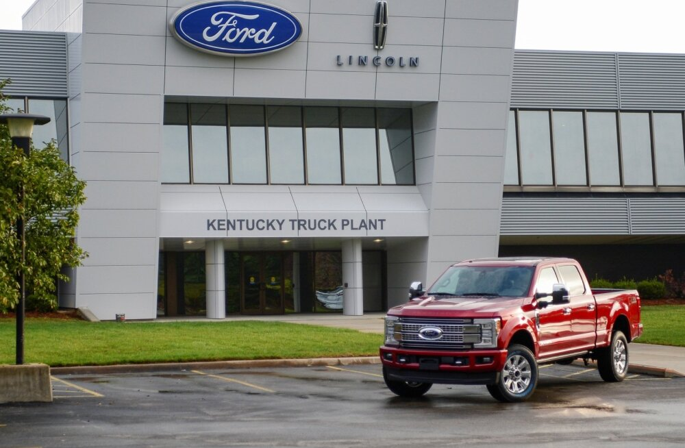 Trump kelkis Fordi tehase Mehhikosse kolimise ärahoidmisega, kuigi Ford pole kavatsenudki kolida