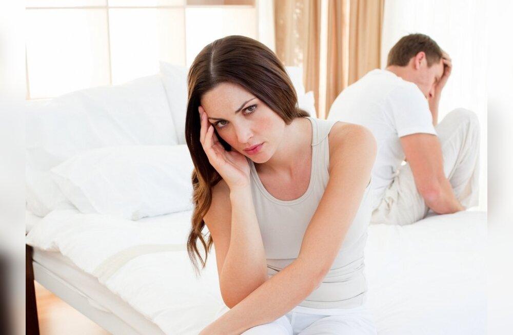 Stress viib seksimõtted
