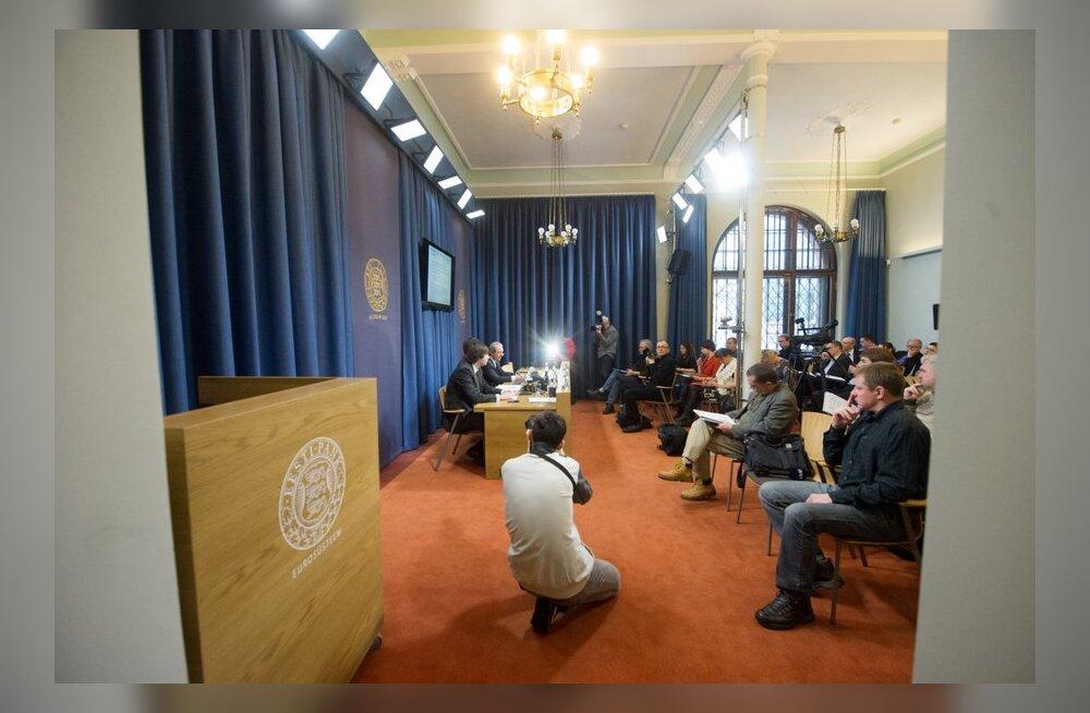 Юри Саар: обман Банка Эстонии все-таки может дойти до прокуратуры