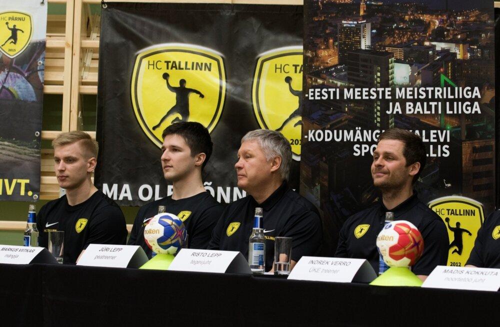 HC Tallinn pressikonverents