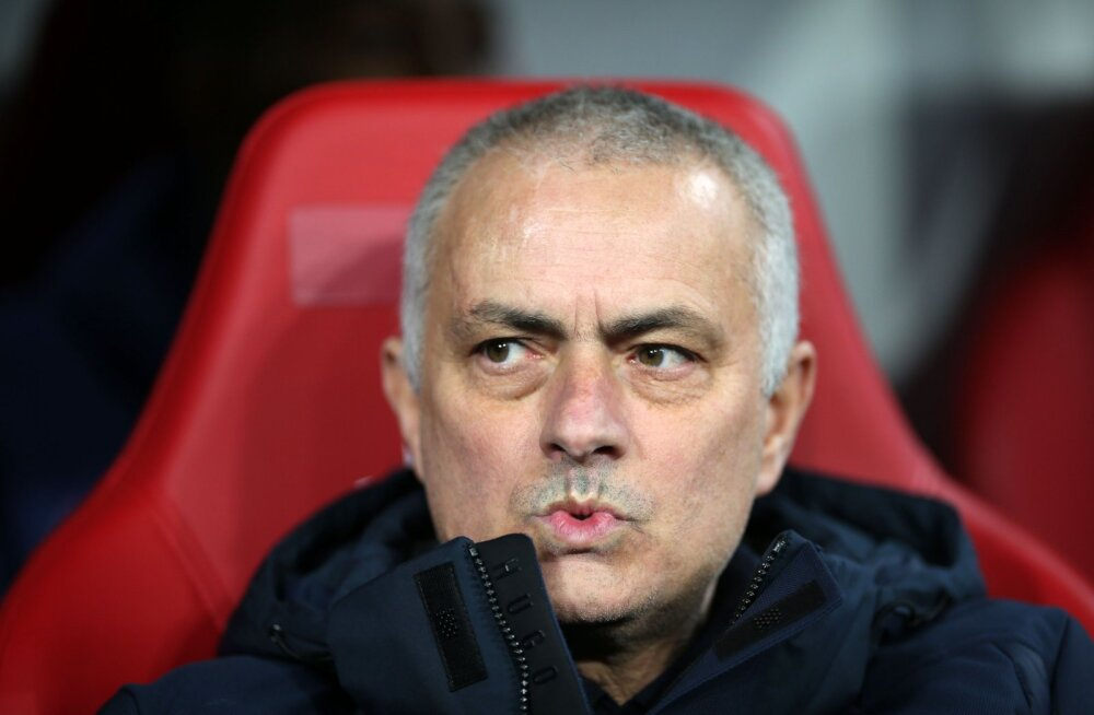 Raamat paljastab, et Mourinhost oleks peaaegu saanud Liverpooli peatreener