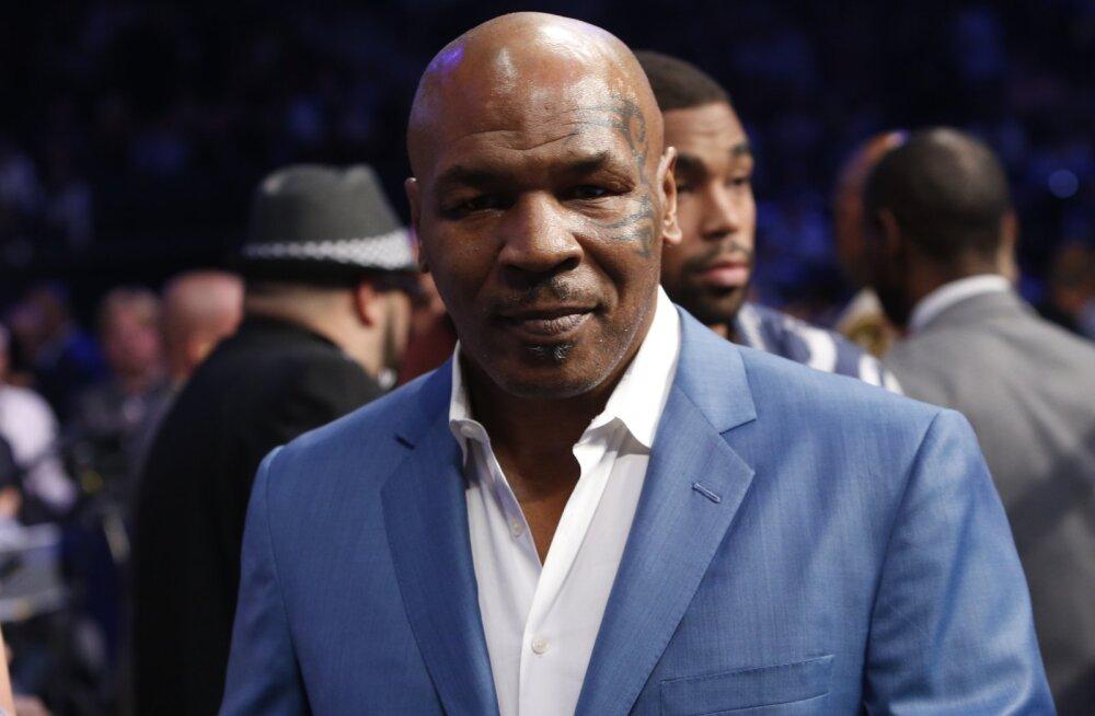 Mike Tysoni lastele isa idee ei meeldi: mida nemad ka teavad? Keegi neist mulle vastu ei saaks