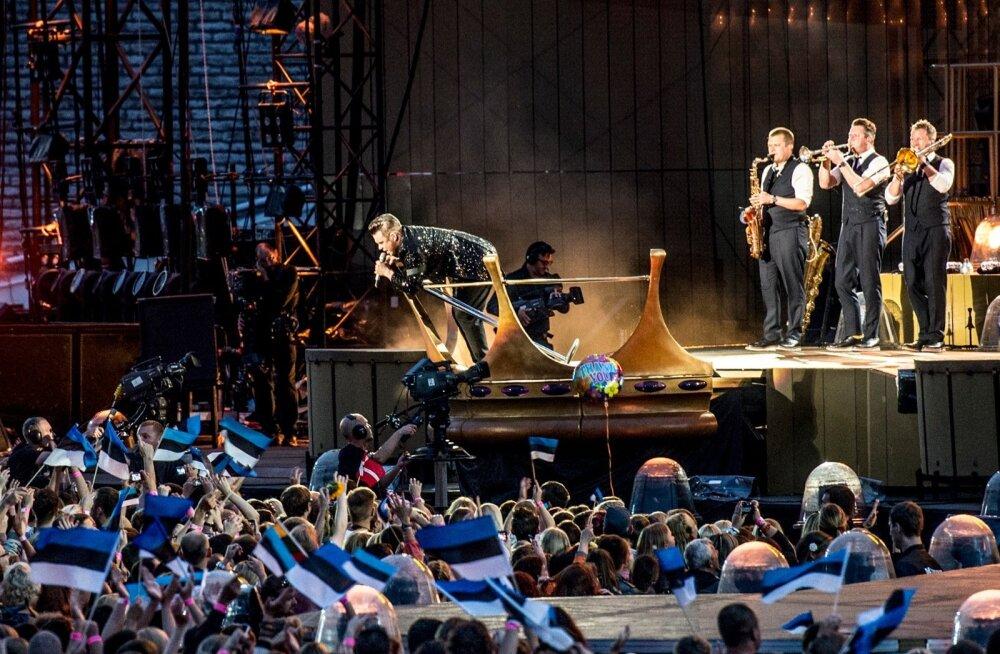 TOP 8 | Need maailmastaarid on imekauni Eesti oma muusikavideotesse jäädvustanud!
