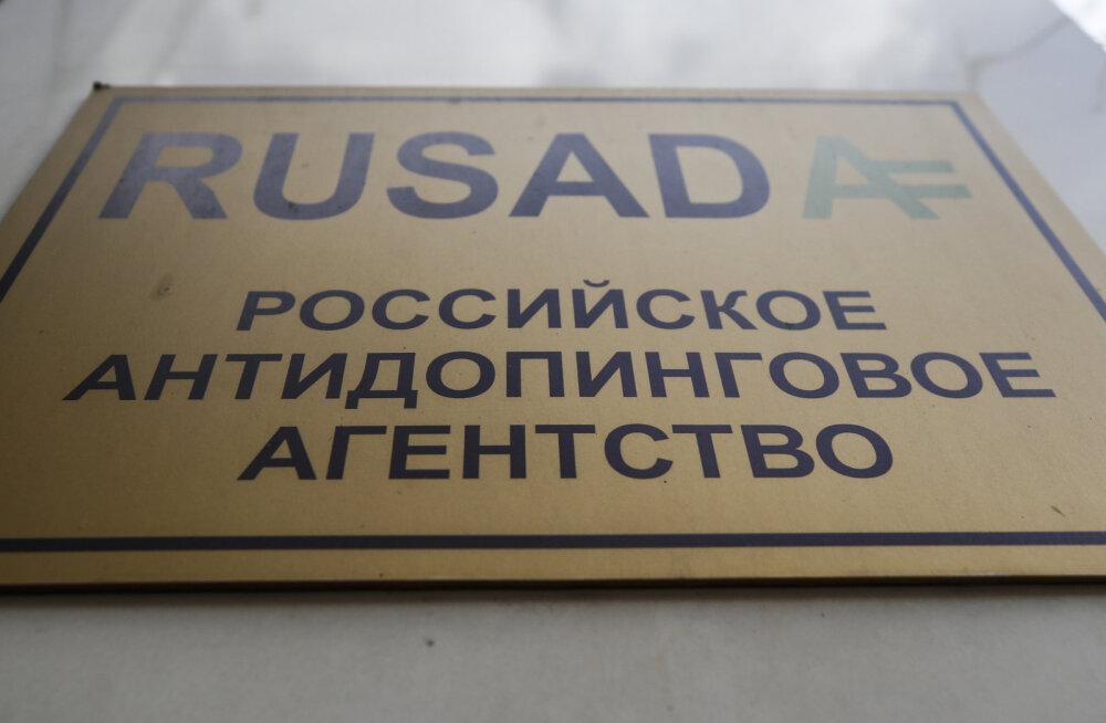 RUSADA nõrgad kohad: Venemaa dopingupatused võistlesid vaatamata keelule