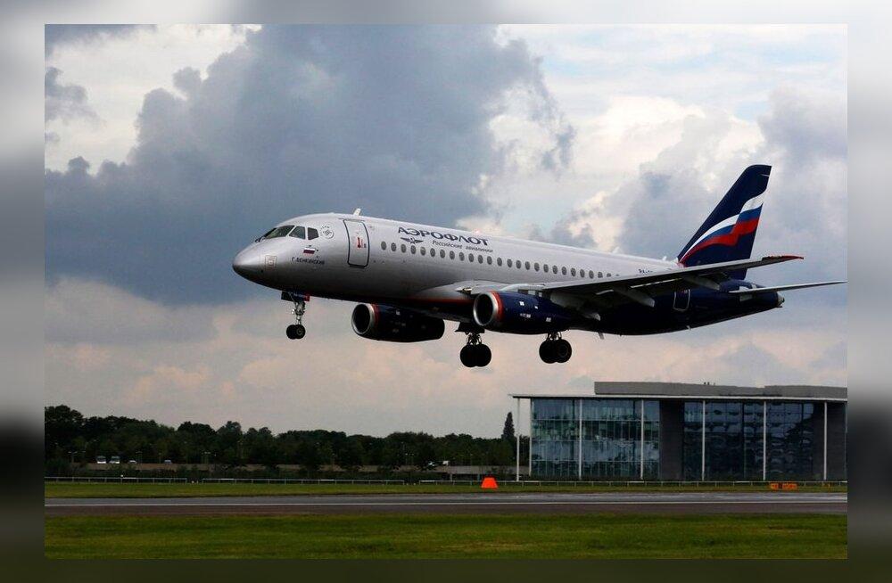Aeroflot naaseb Tallinna