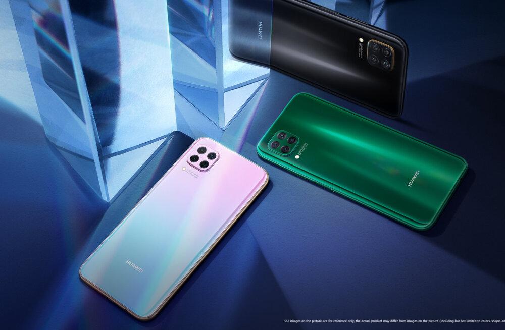 Huawei AppGallery uutes P40 seeria telefonides – saa osa ainulaadsest ökosüsteemist