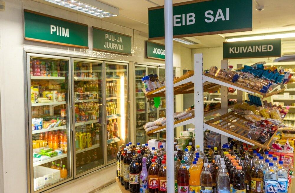 Jaekaupmehed ootavad toidukaupade hinnatõusu aeglustumist.