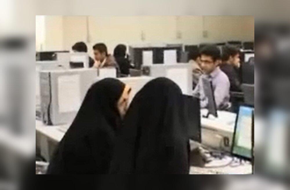 Vabadus saabus: internetikasutajatele Iraanis, vähemalt ajutiselt