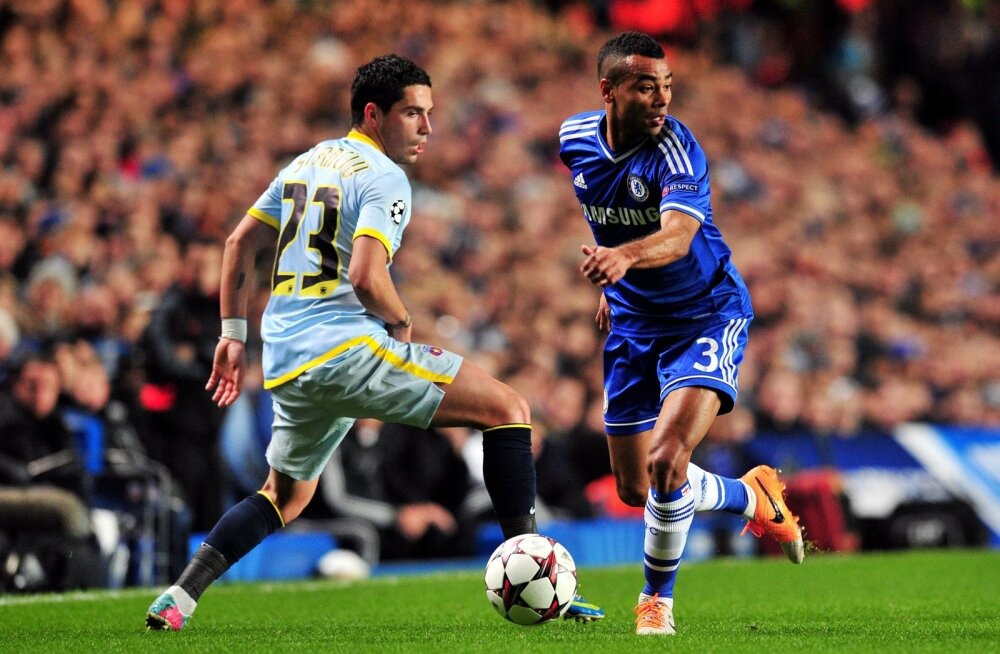 Ashley Cole Chelsea särgis