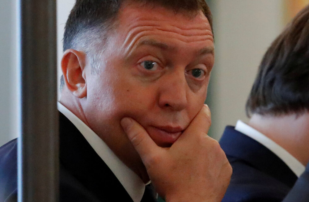 """Суд РФ предписал двум британским и одному американскому изданию удалить """"порочащую информацию"""" о российском олигархе Дерипаске"""