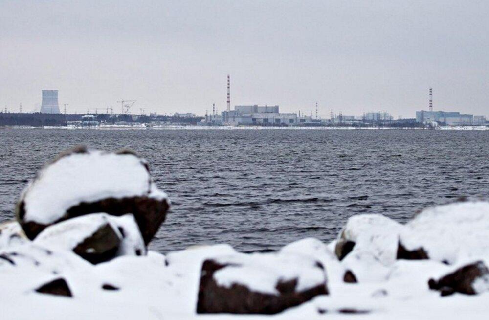 Soome väitel ei olnud Sosnovõi Bori tuumajaama auruleke ohtlik