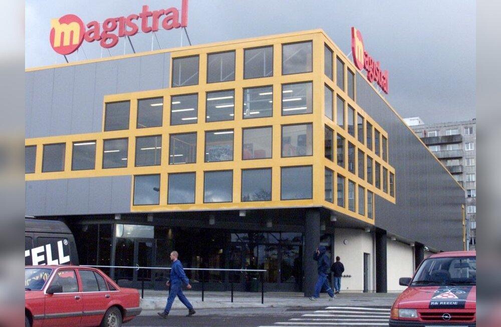 c528d7ad768 Magistrali keskus saab juurdeehituse - ärileht.ee