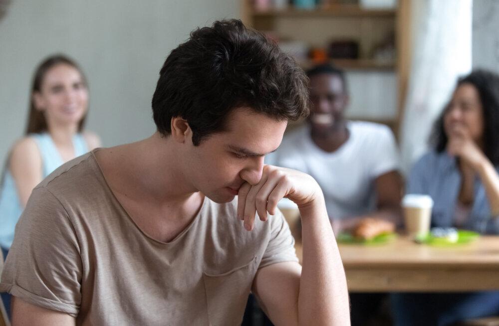 Need 15 märki kinnitavad, et sul on suur probleem oma enesehinnanguga