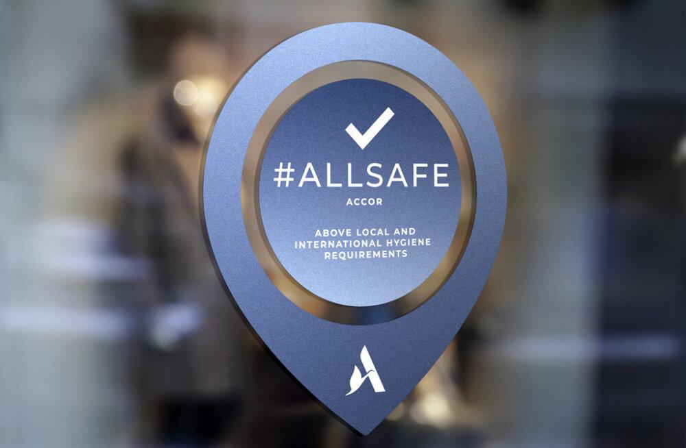 Hea töö! Kaks Eesti hotelli said Bureau Veritase ohutusmärgise