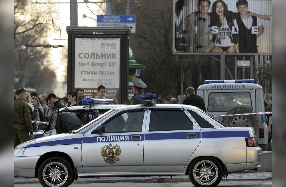 Moskvas peksti surnuks Prantsusmaa kodanik