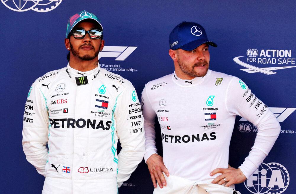 BLOGI | Hamilton võidutses Barcelonas. Mercedese ajalooline seeria sai jätku