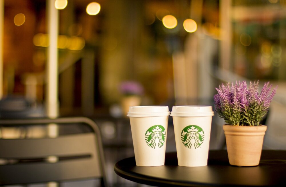 Starbucks hakkab krüptovaluutas makseid vastu võtma