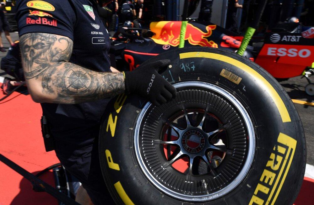 Eelmise aasta rehvide kasutuselevõtu hääletus kukkus F1 tiimide seas läbi