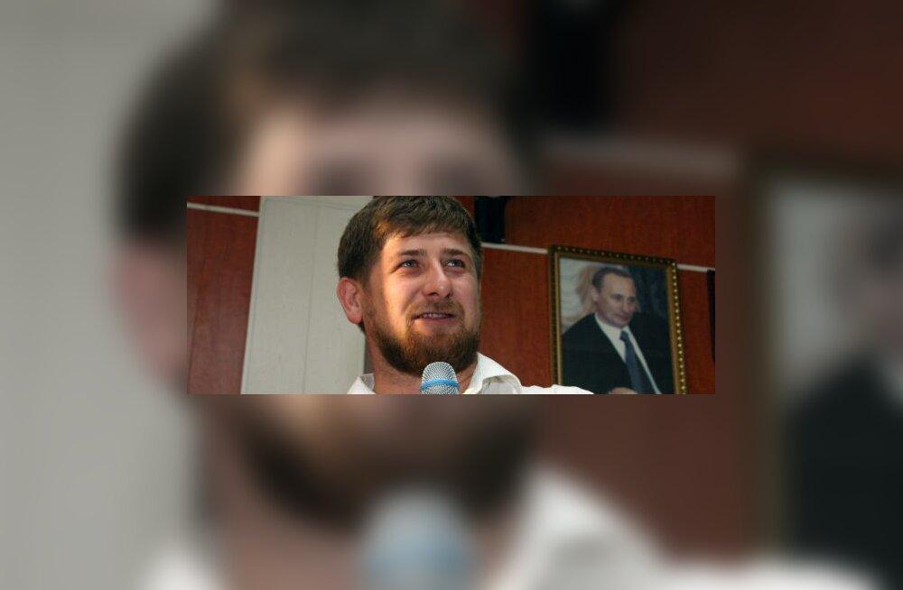 Ramzan Kadõrov sai miilitsa kindralmajori aukraadi
