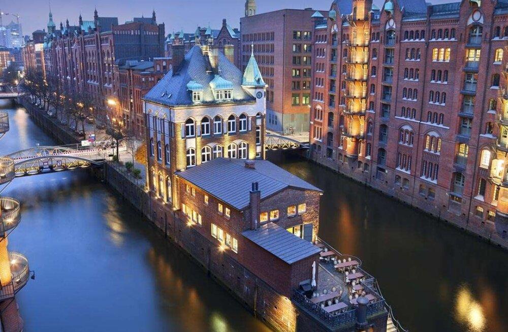 Uuel aastal avab Nordica Hamburgi liini ja lisab lende