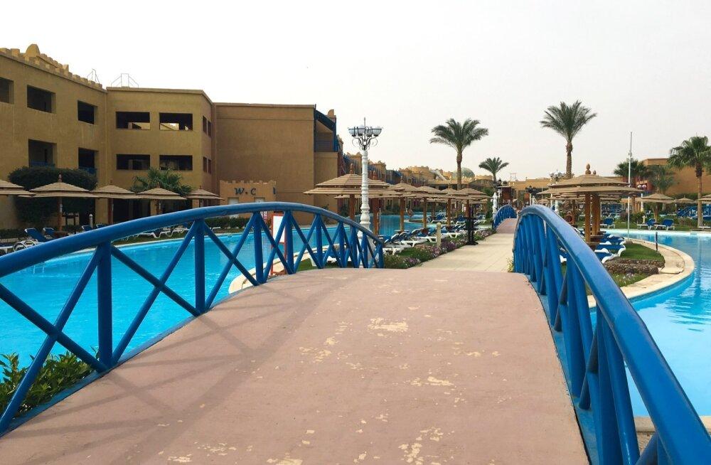 Egiptus, Hurghada märts 2016