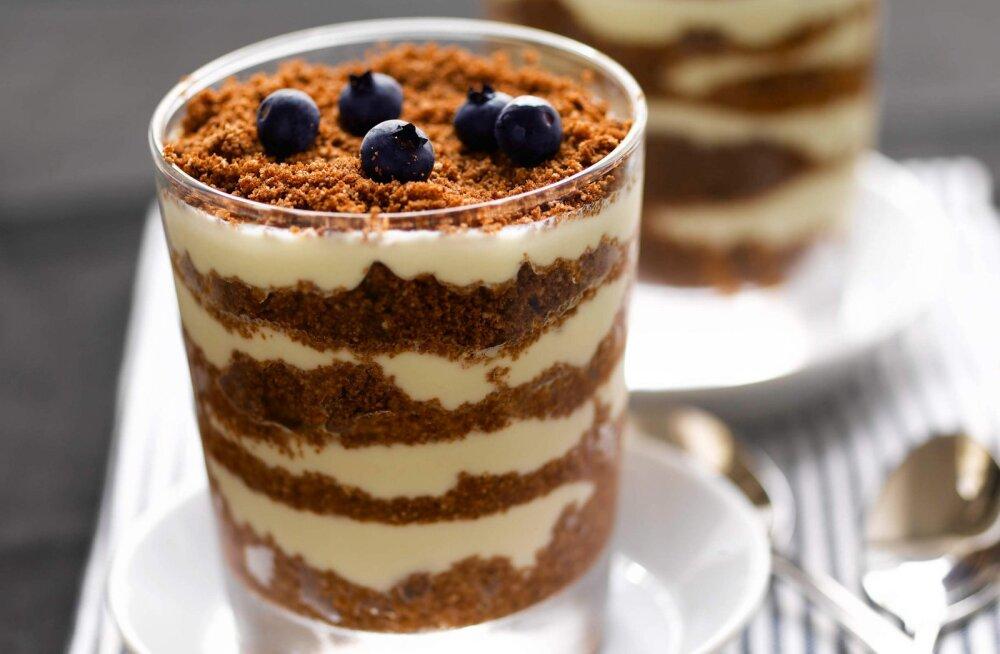 RETSEPT | Ahjuprii dessert: hõrk <em>mascarpone</em>-maius sidrunisärtsuga