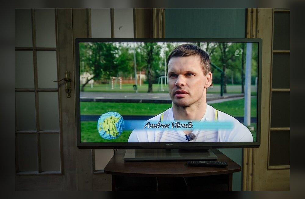 Andrus Värnik Kanal 2 saates