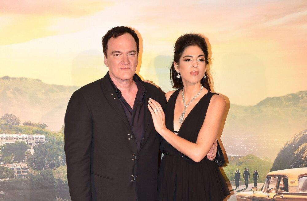 Lõpuks ometi! Quentin Tarantino saab 56-aastaselt esmakordselt isaks