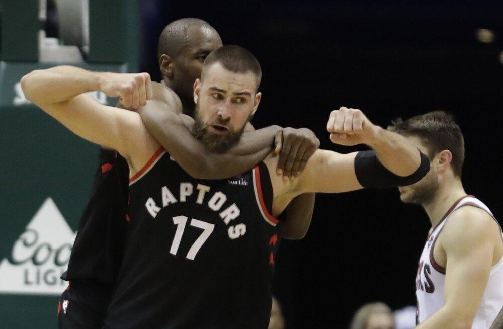 VIDEO | Leedulane viskas NBAs ühe veerandajaga üksipäini vastastest rohkem punkte