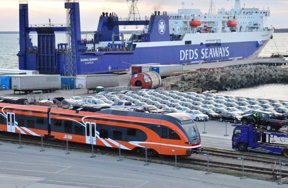 Победа жителей Харьюмаа! Таллиннскую окружную железную дорогу построят рядом с Rail Baltic