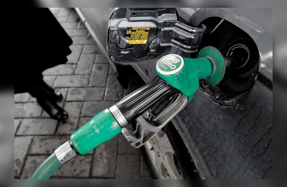 1/4 kütusest pestakse välja käibemaks ja aktsiis