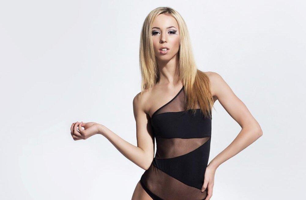 Эстонская модель поделилась секретами питания для стройного тела