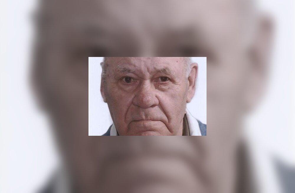 FOTO | Politsei palub abi Tallinnas kadunud eaka mehe leidmisel