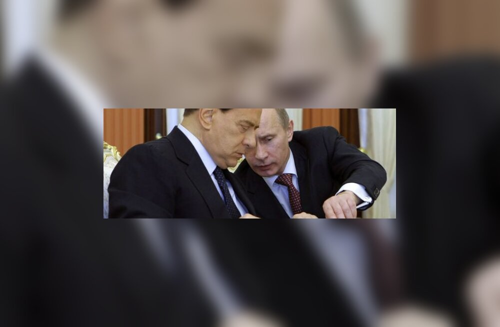 Putin: South Stream stardib enne Nord Streami